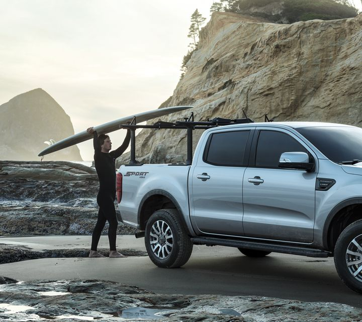2019 Ford Ranger: Take A Peek Underneath To See What The