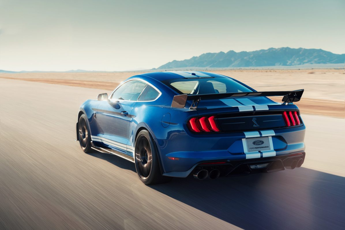 2020 Ford Mustang Shelby GT