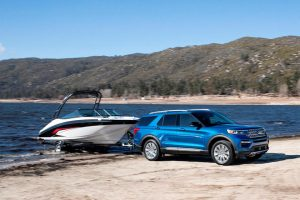 2020 Ford Explorer Reviews Seating Comfort Priority