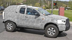 2020 ford bronco news 2021 Ford Bronco to Get 2.3-Liter EcoBoost Engine, According to an Online Parts Configurator